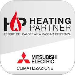 Heating Partner per Mitsubishi