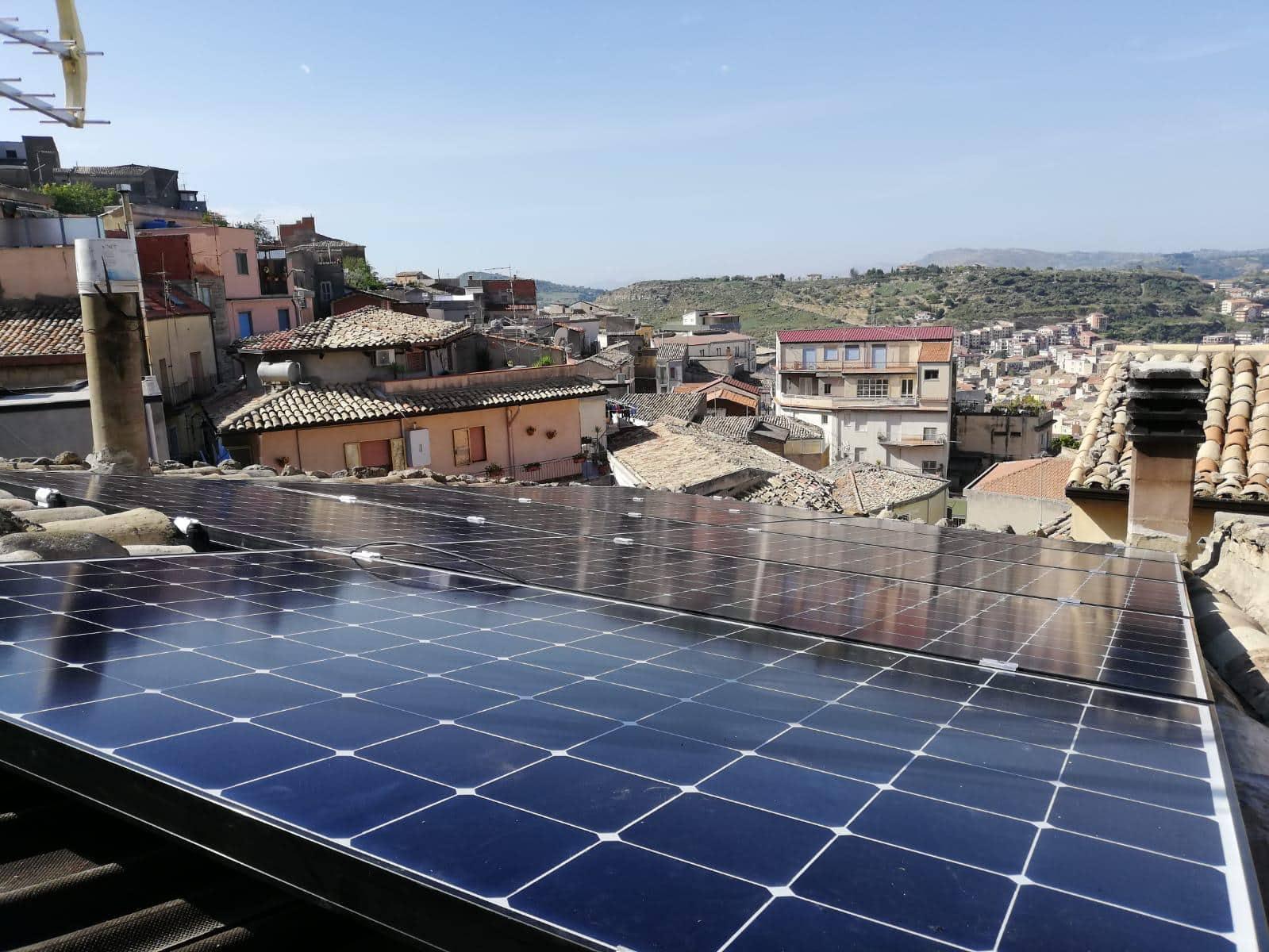 Energia Solare In Sicilia tecnologie solari sicilia, fotovoltaico